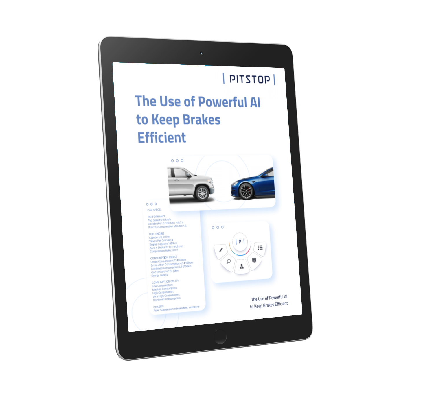 Learn how advanced AI technology is driving value and keeping the roads safer with an intelligent brake model